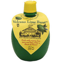 Volcano Lime Burst Lime Condiment