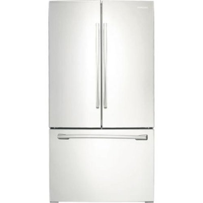 Samsung 25.5 cu. ft. French Door Refrigerator RF261BEAEWW