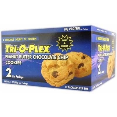 Chef Jay's - Tri-O-Plex Cookies Oatmeal Raisin - 2 Pack(s)