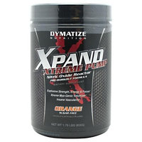 Dymatize Nutrition Xpand Xtreme Pump Sugar Free, Orange, 1.76 Pound