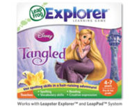 LeapFrog Enterprises Inc. Explorer Game Cartridge: Disney Tangled
