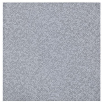 King Zak Ind Lillian Tablesettings 23125 Silver Texture Lunch Napkin - 960 Per Case