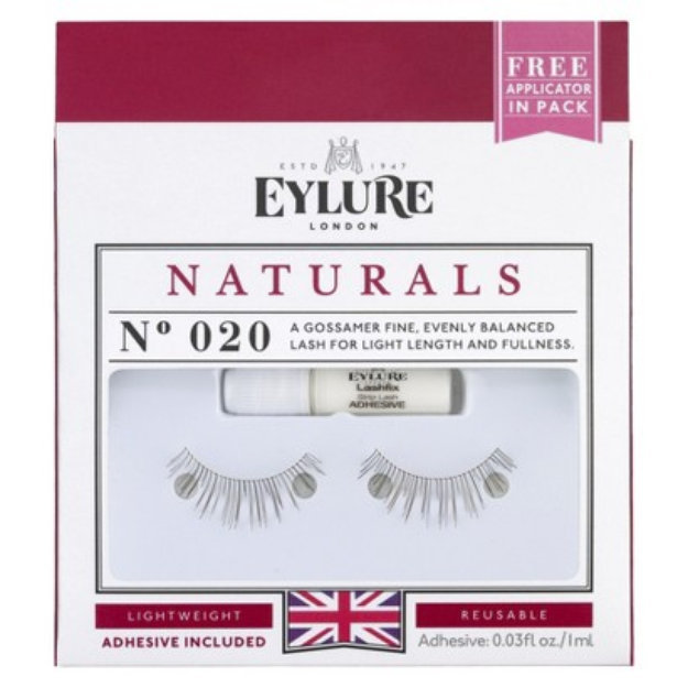 49fc7970aa6 Eylure EYLURE NATURALITES NATURAL VOLUME FALSE EYELASHES - 020 ...