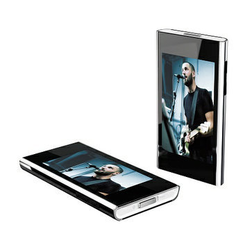 Coby Electronics 2.8-inch 4GB Touchscreen Video/MP3 Player with FM tuner (Black)
