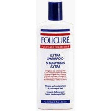 Folicure Extra Shampoo 12oz.