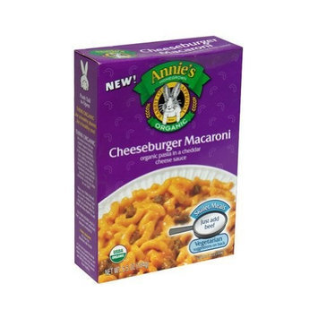 Annie's®  Homegrown, Cheeseburger Macaroni