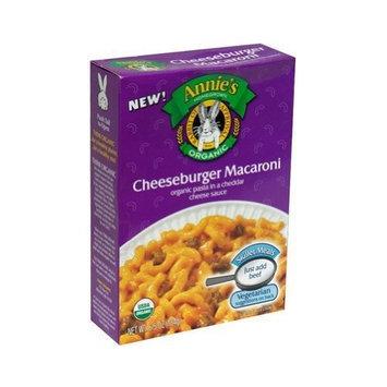 Annie's®  Homegrown, Cheeseburger Macaroni