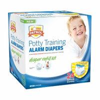 Potty Patrol Boys Refill Kit Potty Training Diapers, 24 ea