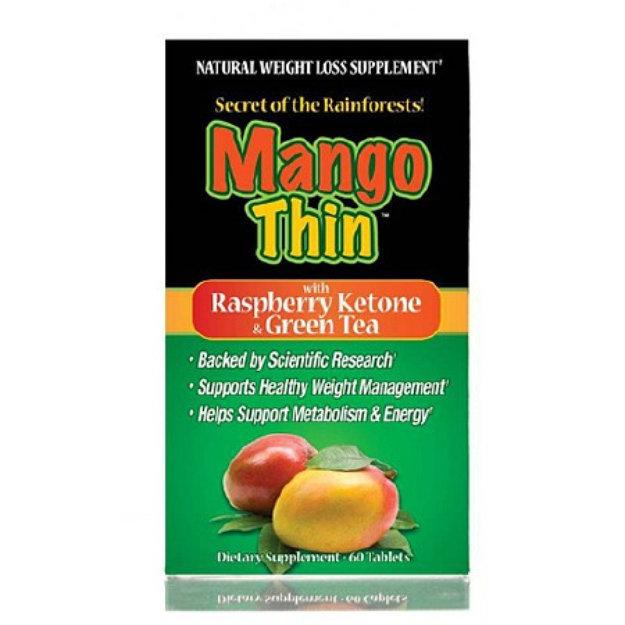 Mango Thin African Mango Powered With Irvingia