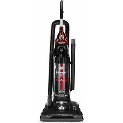 Dirt Devil Vigor Cyclonic Pet Bagless Upright Vacuum, UD70222