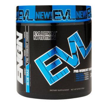 Evlution Nutrition ENGN Pre-Workout Engine Blue Raz