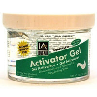 Long Aid Curl Activator Gel with Aloe Vera Extra-Dry 10.5 oz.
