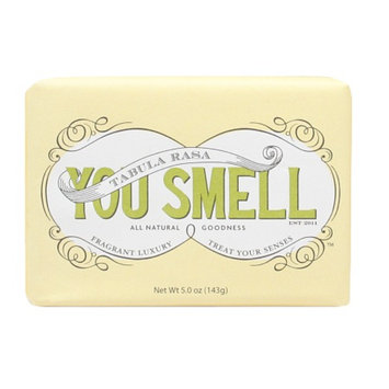 You Smell Shea Butter & Olive Oil Bar Soap, Lemon Verbena, 5 oz