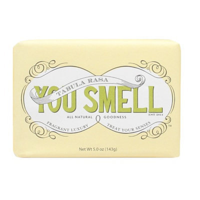You Smell Shea Butter & Olive Oil Bar Soap, Lemon Verbena, 5 oz
