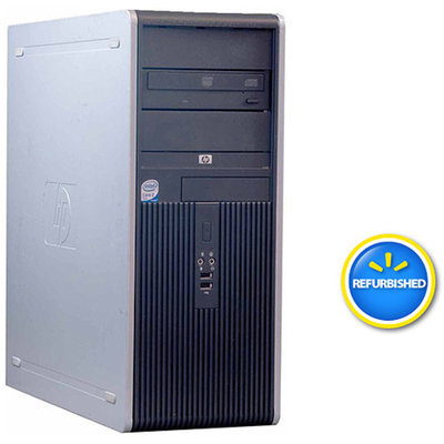 Compaq HP Refurbished DC7900 Mini Tower Desktop PC with Intel Core 2 Duo Processor, 4GB Memory, 500GB Hard Drive and Windows 7 Professional (Monitor Not Included)