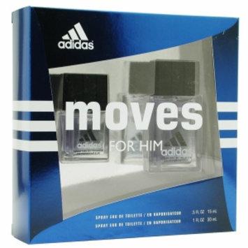 Adidas Moves Gift Set, 2 Piece, 1 set