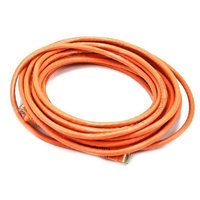 Monoprice 25FT 24AWG Cat6 550MHz UTP Bare Copper Ethernet Network Cable - Orange