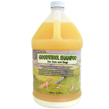 Goodwinol Products Corp. Goodwinol Shampoo for Cats & Dogs (128 oz)