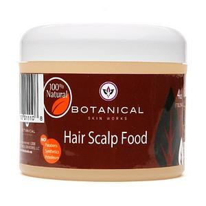 Botanical Skin Works Hair Scalp Food