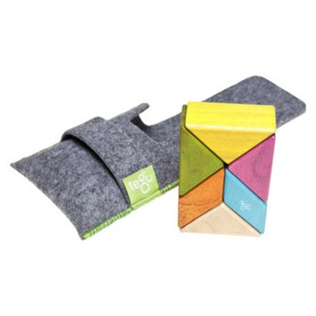 Tegu 6-piece Pocket Pouch Prism in Tints