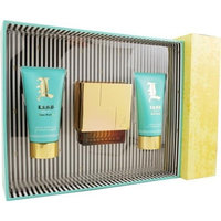 L Lamb By Gwen Stefani For Women Eau De Parfum Spray 1.7 Oz & Body Lotion 2.5 Oz & Shower Gel 2.5 Oz