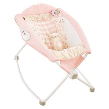 Fisher-Price Rock 'n Play Sleeper - Rose Berry