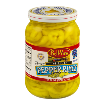 Bell-View Pepper Rings Mild