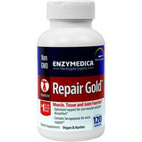 Enzymedica - Repair Gold 120 count - Muscle, Tissue and Joint Function