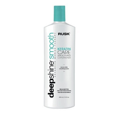 Rusk Sensories Deepshine Keratin Smooth Conditioner 12 oz.