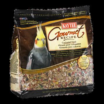 Kaytee Gourmet Recipe Cockatiel Food