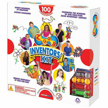 Infinitoy Alex Brands ZOOB 0Z11100 ZOOB Inventors' Kit