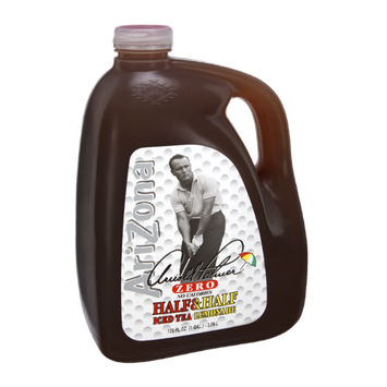 AriZona Arnold Palmer Zero Half & Half Iced Tea Lemonade