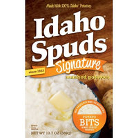 Idaho Spuds Signature Mashed Potatoes Potato Bits, 13.7 oz