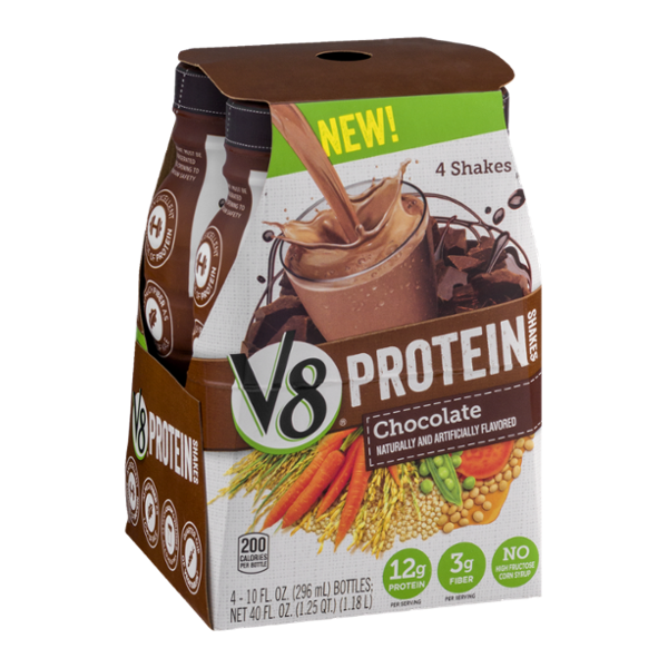 V8® Protein Shakes Chocolate
