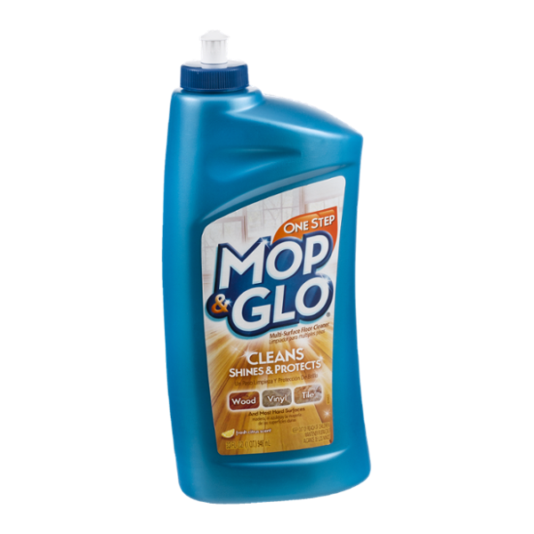 Mop & Glo One Step Multi-Surface Floor Cleaner Reviews 2019