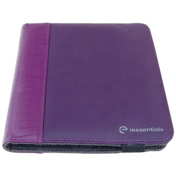 iEssentials IE-UF7-PRP Universal Tablet Case 7-8In Pur