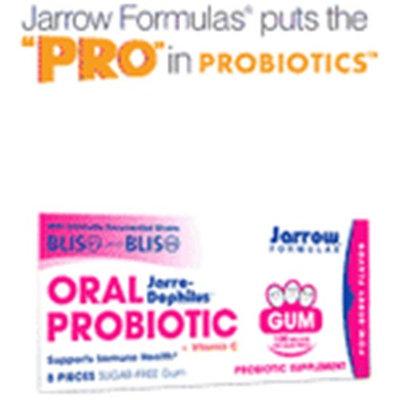Oral Probiotic Gum Jarrow Formulas 8 Gum