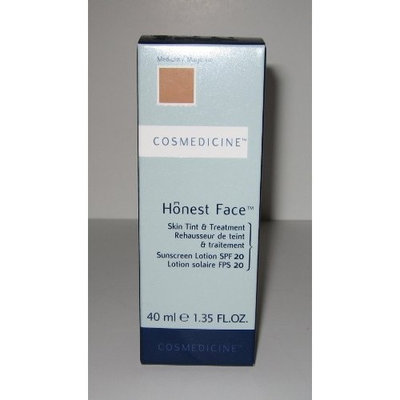 Cosmedicine Honest Face Skin Tint & Treatment 1.35 fl oz (40 ml) Shade Medium