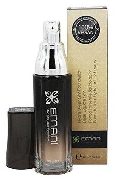 Emani Minerals Liquid Mineral Foundation Creme Beige