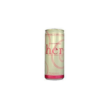 Her Energy 30 Pack - Her Sugar Free Energy Drink - 8.4oz.