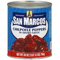 Empacadora San Marcos Chipotle Peppers