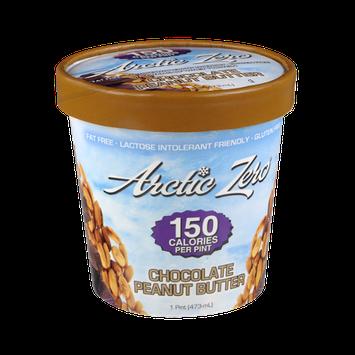 Arctic Zero Chocolate Peanut Butter Frozen Dessert