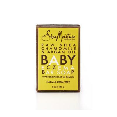 SheaMoisture Raw Shea, Chamomile & Argan Oil Baby Eczema Bar Soap