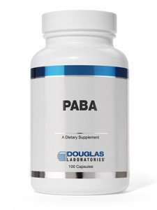 Douglas Labs Paba 500 mg 100 caps