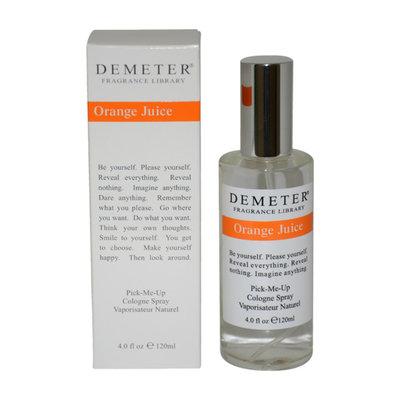 Demeter Orange Juice by Demeter for Unisex 4 oz Cologne Spray - DEMETER FRAGRANCES