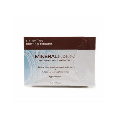 Mineral Fusion Shine Free Blotting Tissues