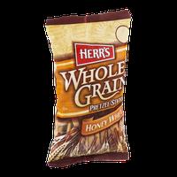 Herr's® Whole Grain Pretzel Sticks Honey Wheat
