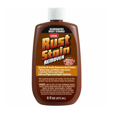 Whink 6 Oz Rust Stain Remover (Set of 6)