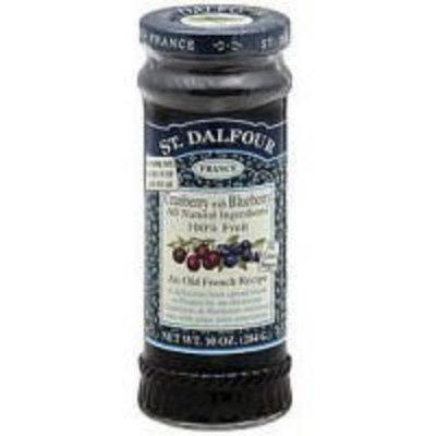 St Dalfour St. Dalfour Cranberry w/ blueberry - 10 oz