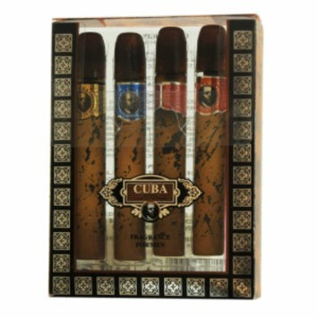 Cuba Gift Set for Men, 4 Pc, 1 ea